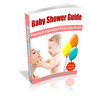 Baby Shower Guide + MRR license
