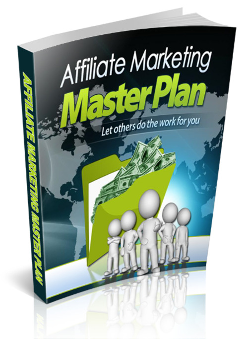 Product picture Affiliate Marketing Masterplan with MRR