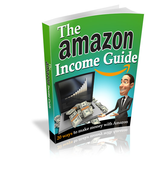 Product picture Amazon Income Guide - with MRR license